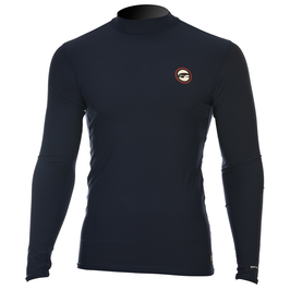 Prolimit Rashguard Silk Logo Longarm Dark Blue