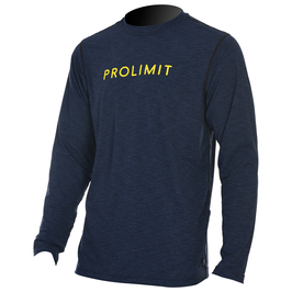 Prolimit Loosefit Tee Logo Longarm Blue / Yellow