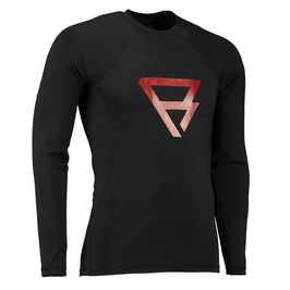 Brunotti Defence Rashguard L/S in Black