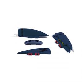 F-One Unibox Fins 35mm 2022