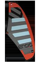 Ensis Score Wing Orange