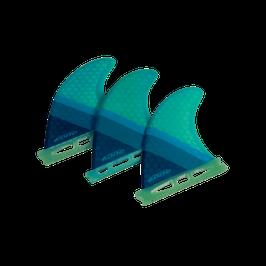 F-One Surf Fins Flow XS