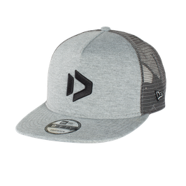 Duotone New Era Cap 9Fifty A-Frame - Jersy Logo Light Grey