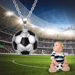COLLIER BALLON FOOTBALL