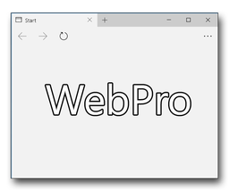 Modul WebPro