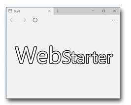 Modul WebStarter