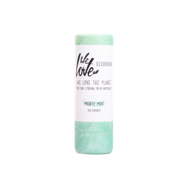 DESODORANT NATURAL MIGHTY MINT WE LOVE THE PLANET