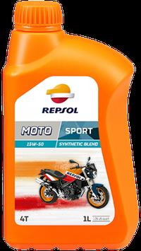 Lubrificante motore 4T Repsol