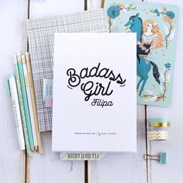 Badass Girl | Planner diário a5