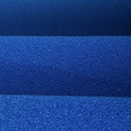 100x100x5cm Schaumstoff Filtermatten fein