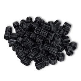 3000Liter Hel-X® H2X36 Filtermedium schwarz