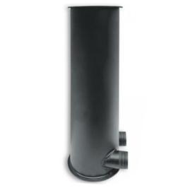 Inhalt 1000 Liter Biofiltererweiterung von Genesis.  Ø 950mm Höhe 1500mm