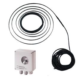 40m  Teichband Heizung mit Thermostat  1440 Watt, bis 40'000 Liter bei Teichabdeckung