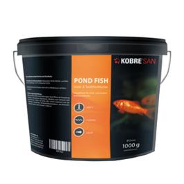 Kobre®San Pond Fish, 2 mm, 1000g Gold- und Teichfischfutter