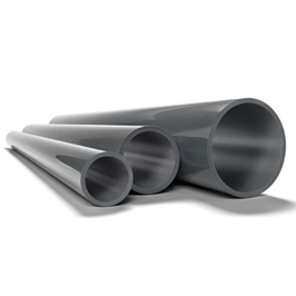 75mm PVC Druckrohr Länge 2 Meter