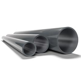 90mm PVC Druckrohr Länge 2 Meter