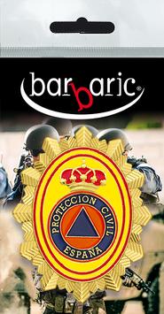 16131 - Placa identificación Protección Civil
