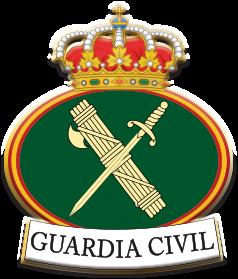 09974 - pin Guardia Civil 2,2x1.8 cm