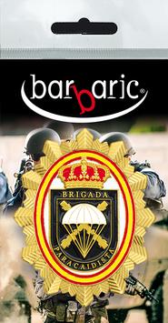 16127 - Placa identificación Brigada Paracaidist