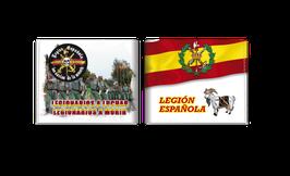 Cartera Impresa Legión Española