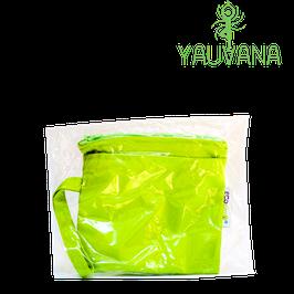 Bolsa color entero para toalla sanitaria femenina