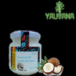 Aceite de Coco Orgánico - Frasco x 140 ml