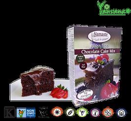 Pre Mezcla Torta Chocolate o Cupcake Vegana Gluten Free - Caja x 737 g (2 Tortas)