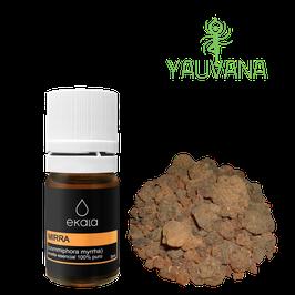 Aceite Esencial de Mirra / Mirrh (Commiphora Myrrha) 100% Puro - Frasco x 5 ml