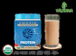 WARRIOR BLEND MOCHA (RAW Vegan Protein) 15 Porciones - Frasco x 375 g