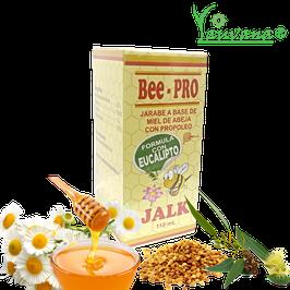 Bee Pro Miel de Abeja, Propoleo y Eucalipto (fórmula mejorada) - Frasco x 110 ml