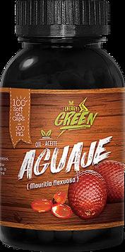 Aceite de Aguaje - Frasco x 100 cápsulas x 500 mg