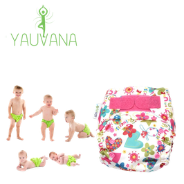 Pañal Ecológico Hipoalergénico Reusable niña 0 a 3 años Princesa- 1 Unidad
