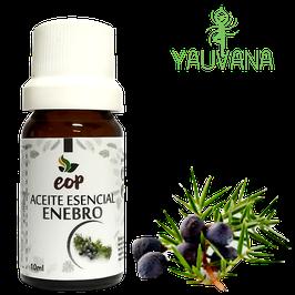 Aceite Esencial de Enebro / Juniper (Juniper communis) 100% Puro - Frasco x 10 ml