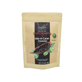 Cacao Nibs Orgánico & Cranberries - Bolsa x 80 g