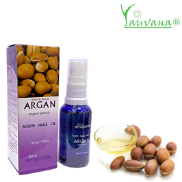 Aceite de Argan (Argania spinosa) - Frasco x 30 ml
