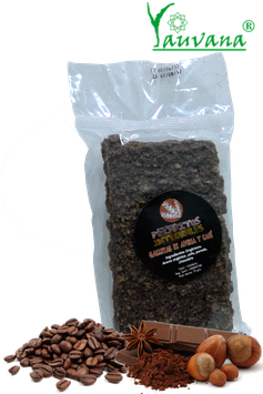 Galleta de Avena Orgánica, Café, Chocolate y panela x 130 g  - Pecaditos integrales