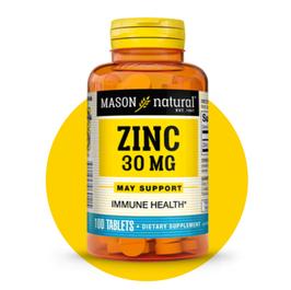 Zinc - Frasco x 100 Tabletas
