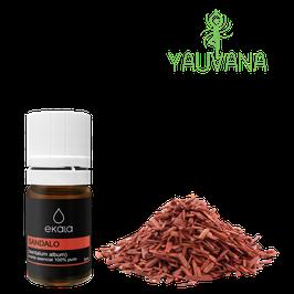 Aceite Esencial de Sándalo / Sandalwood (Santalum album) 100% Puro - Frasco x 2 ml