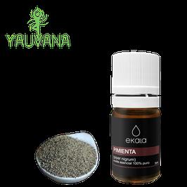 Aceite esencial de Pimienta Negra / Black Pepper (piper nigrum) 100% Puro - Frasco X 5 ml