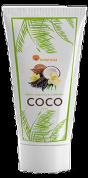 Crema Hidratante Corporal Coco- Frasco x 200 ml