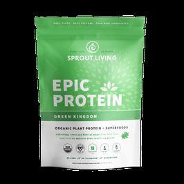 Epic Protein Green Kingdom -  13 PORCIONES – BOLSA X 453gr  (1 LB)