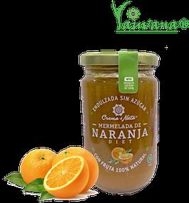 Mermelada Diet Naranja Apto Diabeticos - Frasco x 315 g