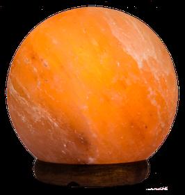 Lámpara de Sal del Himalaya Esférica - 3 kg