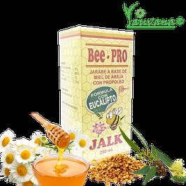 Bee Pro Miel de Abeja, Propoleo y Eucalipto (fórmula mejorada) - Frasco x 250 ml