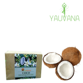 Jabón Natural de Coco - Envase x 150g