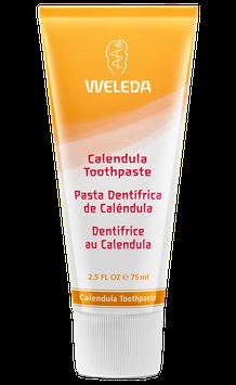 Pasta Dental Caléndula (dientes sensibles) Libre de Fluor - Envase x 75 ml