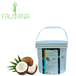 Aceite de Coco Orgánico - Balde x 3.5 kg