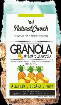 Granola con Piña- Bolsa x 320 gr
