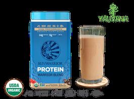 WARRIOR BLEND MOCHA (RAW Vegan Protein) 30 Porciones - Frasco x 750 g