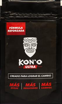 Kon´O Ultra Pérdida de Peso - Envase x 30 cápsulas x 200 mg